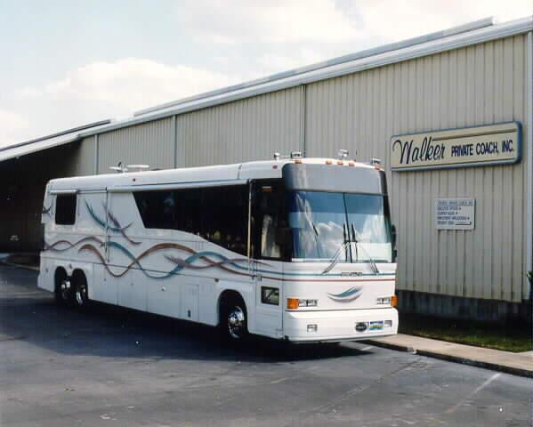 Q & A MCI Buses