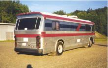 Older GMC Buses