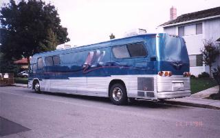 Older GMC Buses